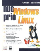 Chuck Easttom. Nuo Windows prie Linux